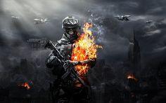 Battlefield 3 Zombie Mode Game