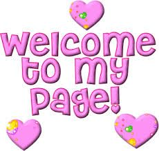 Welcome To My Page !