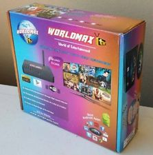 Pin by IPTV WORLD on Worldmax TV quad core android box