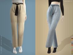 sims 4 cc // custom content clothing // // [Heavendy-c. - sims 4 cc // custom content clothing // // [Heavendy-c… sims 4 cc // custom content clothing // // [Heavendy-cc] wide leg Palazoo Pants – Heavendy-cc Los Sims 4 Mods, Sims 4 Game Mods, The Sims 2, Sims 4 Mm, Sims 4 Mods Clothes, Sims 4 Clothing, Vêtement Harris Tweed, Vetements Clothing, The Sims 4 Cabelos