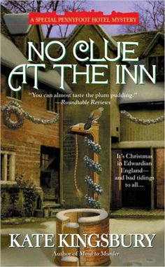 No Clue at the Inn (Pennyfoot Hotel Mysteries) Berkley