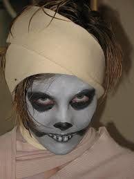 mummy makeup - Google Search