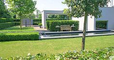 Garden Architecture, Pool Houses, Landscape Design, Townhouse, Small Spaces, Backyard, Outdoor Structures, Google, Holland