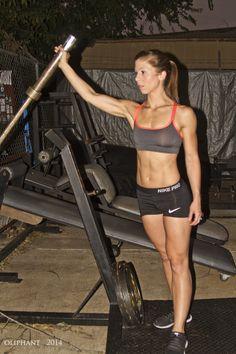 #fitnessmodel #bodybuilding #chickswholift #girlswithmuscle #bikinigirl #figuregirl #fitchicks #mucsle #lift #workout #fitgirl #motivation #inspiration #gym #justdoit #strong