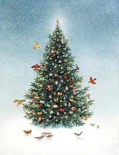 Charlotte Joan Sternberg ~ Christmas Trees