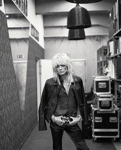 Michael Monroe / Vogue Italy #music #rock #vogue #fashion