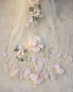 Yeah, I'm just slightly romantic... For my brides in Ireland, visit @ivoryandpearl to fall in love with my Vagabond Collection now until April 14th! Gypsy Rose Cape (or veil!) #ClairePettibone #VagabondCollection #floralweddingdress #uniqueweddingdress #coutureweddingdress