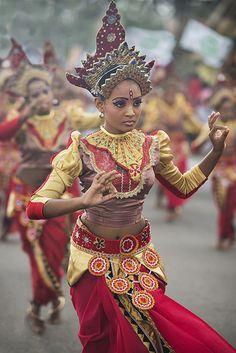 Dancing for Sri Lanka