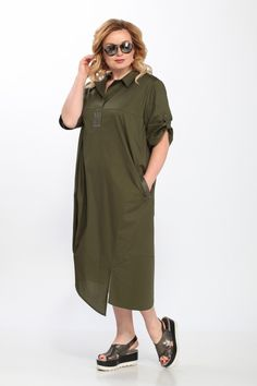 Платье LS арт. 3589 Casual Dresses, Fashion Dresses, Kurti Designs Party Wear, Plus Size Fashion For Women, Comfortable Fashion, Fashion 2020, Everyday Fashion, Beautiful Outfits, Lounge Wear