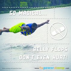 The Power of Camp - Belly Flop