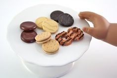 Pippaloo girl scout cookies.