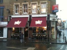 Pret A Manger    3-5 St John Street  London EC1M 4AA  (Farringdon)