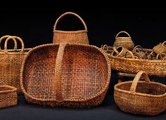 I used to make baskets and have been thinking of making them again.