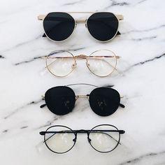pinterest - frecklepetal ✨ #sunglasses #glasses #fashion