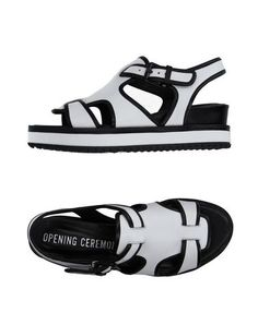 OPENING CEREMONY Sandals. #openingceremony #shoes #sandals