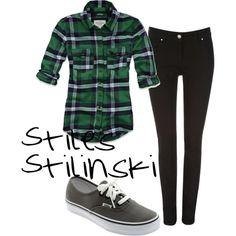 Stiles Stilinski inspired