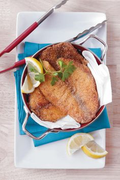 Flavor budget-friendly tilapia fillets with Cajun (or Creole) seasoning, dredge in flour and cornmeal, and pan fry for a quick-cooking weeknight meal.     Recipe: Natalie's Cajun-Seasoned Pan-Fried Tilapia