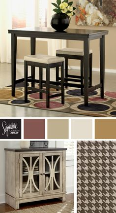 soft colors love the bar stools for a smaller dining room kimonte dining room