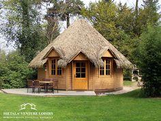 Cottage 37,0 m² - hietala-aventure-loisirs installé au Domaine des Ormes