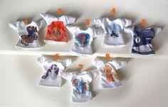 Pullip Blythe T-shirts, Disney, My little pony, Ghibli print for doll 1/6: pullip, momoko, pure neemo, blythe, obitsu, azone, ... by CarrotAtelier on Etsy https://www.etsy.com/listing/200584601/pullip-blythe-t-shirts-disney-my-little