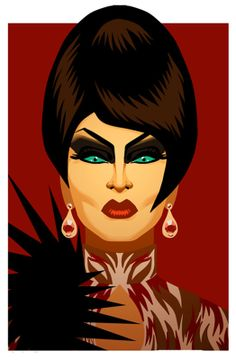Nina Flowers by Chad Sell.