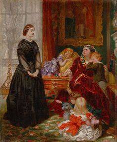 The Life of the Governess Continued: Agnes Porter by Lauren Gilbert