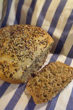 Domácí pečivo II. - Celozrnný chléb