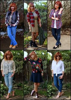 Year In Review Part Two: Favorite Outfits July Thru December 2014