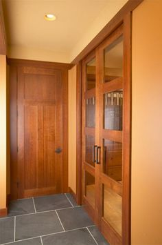 Arts & Crafts Door | Woodharbor Doors
