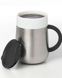 √ Thermo Ceramic Mug    via Green Mountain Coffee