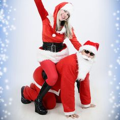 Dirty santa party, everyone dresses like santa - adult christmas party themes Christmas Party Themes For Adults, Adult Christmas Party, Naughty Christmas, Adult Party Themes, Christmas Party Outfits, Holiday Party Outfit, Christmas Party Decorations, Xmas Party, Theme Parties
