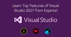 Are you a dot net developer? Then this article is just for you! Get a glimpse of Microsoft Visual Studio 2017 will be unveiled on March 7, 2017. Microsoft Visual Studio, March 7, Software Development, Dots, Just For You, Learning, Stitches, Studying, Teaching