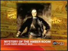 I first heard of the Amber Room when I read the fictional book, The Amber Room: A Novel by Steve Berry. The actual events are just as intriguing as the fictional story!