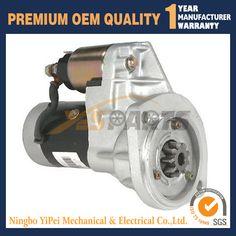 12V 9T 233006K200 233006T000 233006T001 New Starter for Cabstar AF22 KAH40 Diesel 2.7L
