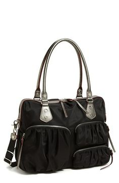M Z Wallace Kate Diaper Bag - Looks so functional and cute with tons of pockets