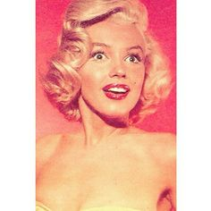 """Marilyn Monroe In The 1950s !  I'll be on tommorow people are so ignorant it makes me mad """