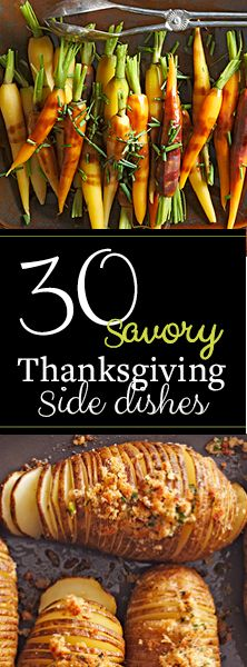 Put a new twist on the classics this Thanksgiving with our most-loved side dishes. From savory stuffings, perfect potatoes, and seasonal salads, these recipes will make this a holiday to remember!