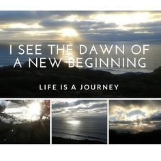 I see the dawn of a new beginning. Cause we belong to something new. #Motivation #Saturday #Instaquote #Quote #LifeisaJourney #Inspiration #Inspirationalquote