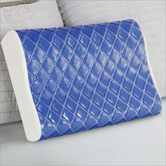 Sealy Cooling Gel and Contour Memory Foam Pillow