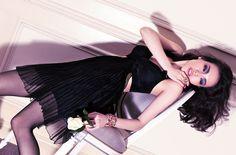 Gyslain Yarhi - Shu QI  http://www.gyslainyarhi.com   #gyslain #yarhi #celebrities #fashion #shoot #glamour #style #beauty #asian