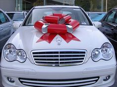 9 best car bows images on pinterest big bows chevy and king size. Black Bedroom Furniture Sets. Home Design Ideas