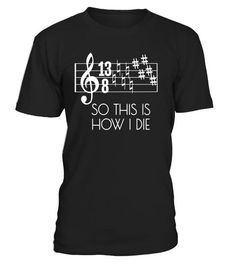 """# Difficult Times How I Die Funny Parody Pun Tee for Musician . Special Offer, not available in shops Comes in a variety of styles and colours Buy yours now before it is too late! Secured payment via Visa / Mastercard / Amex / PayPal How to place an order Choose the model from the drop-down menu Click on """"Buy it now"""" Choose the size and the quantity Add your delivery address and bank details And that's it! Tags: """"So This is How I Die"""" Thes"""