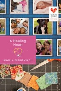A Healing Heart - Romance through grieving, and add God's healing touch. Check out my review.