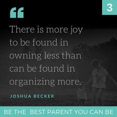 Day#3: Joshua Becker