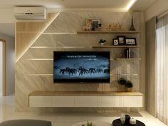 Tv Unit Interior Design, Interior Design Companies, Luxury Interior Design, Interior Design Living Room, Living Room Partition Design, Living Room Tv Unit Designs, Small Living Room Design, Tv Rack Design, Lcd Wall Design