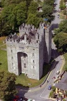 Bunratty  Location: Clare  Country: Ireland
