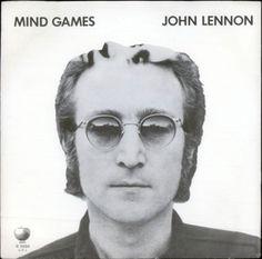 Mind Games single artwork - John Lennon