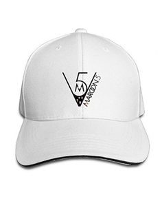White 101dog 5 V Band Unisex Adjustable Golf Caps Ash Fashioable Outdoor  Design Cap Marshall University 5251d7a772e8