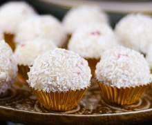 Rezept Healthy coconut kisses <3 von Coffeeholic - Rezept der Kategorie Backen süß