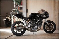 RocketGarage Cafe Racer: Monkee#74